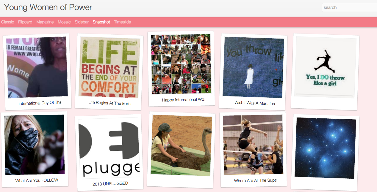 Visit Our YWOP Blog